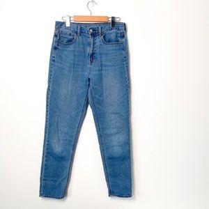 American Eagle Rigid High Rise Mom Jean jeans